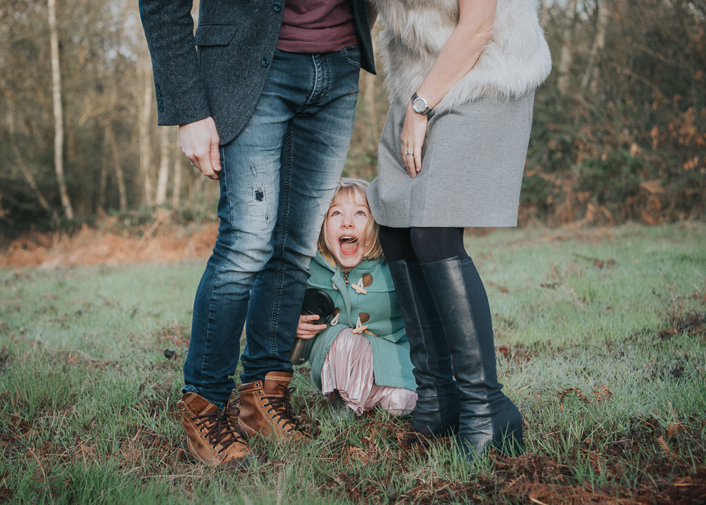 Family photography fun