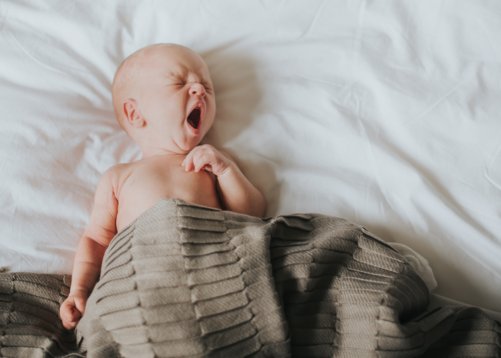 Baby lifestyle photography
