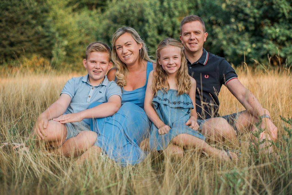 Danbury Park Outdoor Family Photo Session