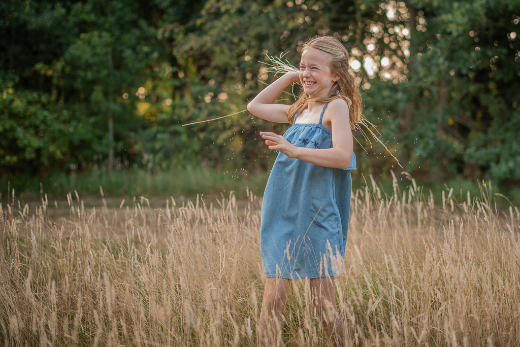 Essex family outdoor photography session