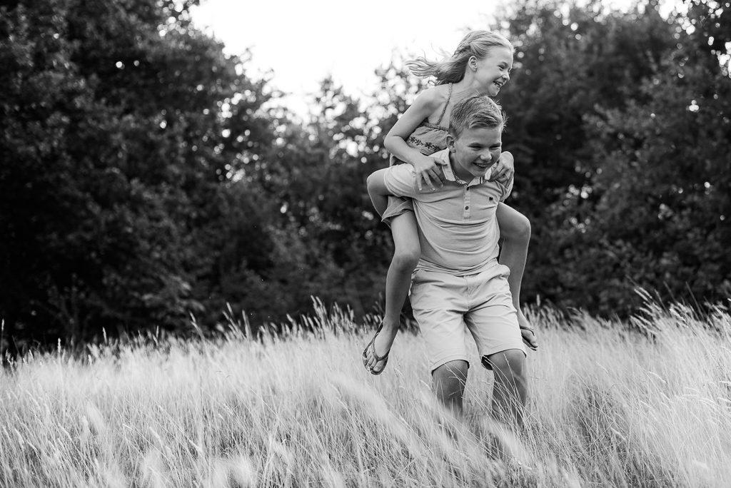 Outdoor children's photoshoot Chelmsford Essex