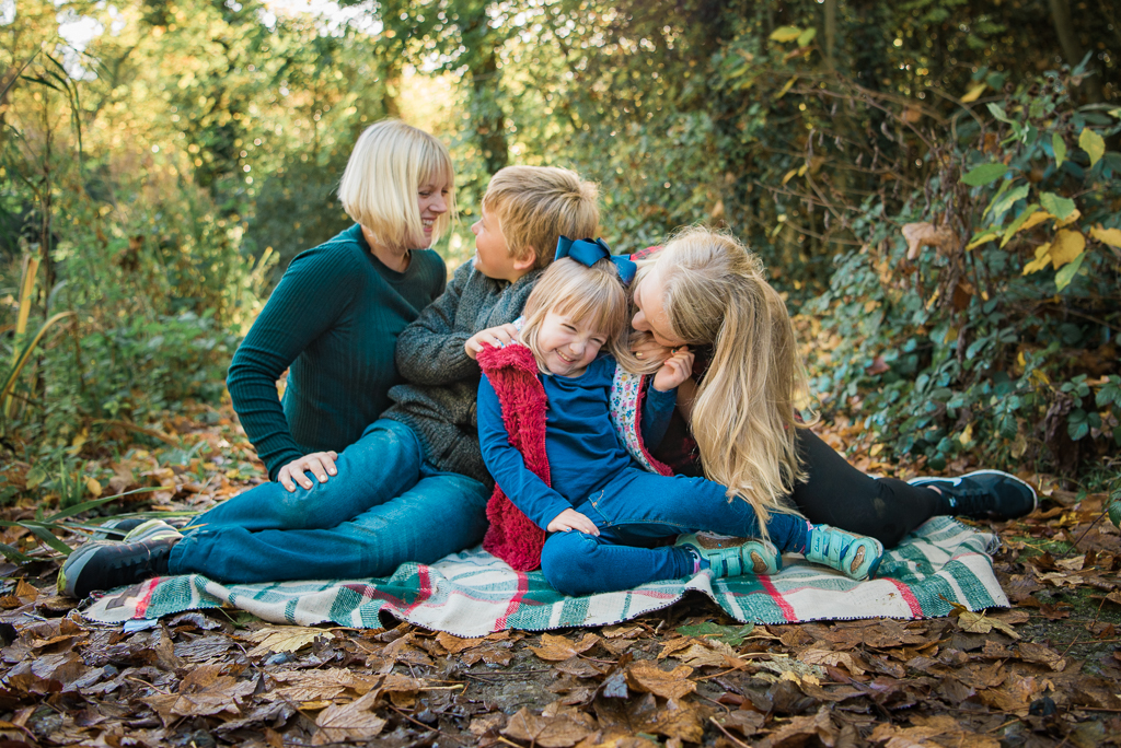 Lifestyle family outdoor photography Chelmsford Essex