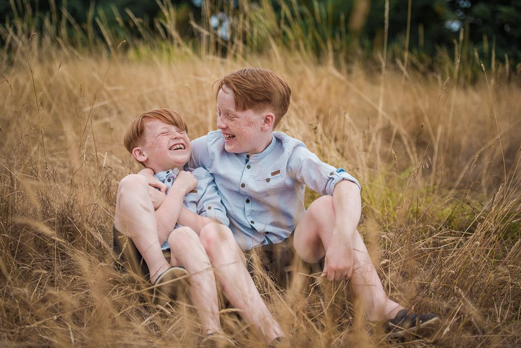 Natural unposed family photography essex